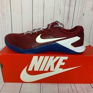 Nike Metcon 4 Americana Training Men 9.5 Athletic